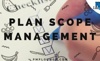plan scope management - Plan Scope Management Process