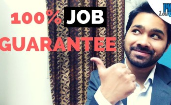 hundred percent job guarantee - Does PMP provide a 100% Job Guarantee?
