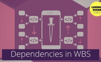 dependencies in wbs - What to do with Dependencies among Work Packages?
