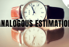 analogous estimation