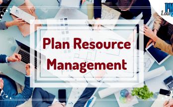 plan resource management process pmp - Plan Resource Management Process