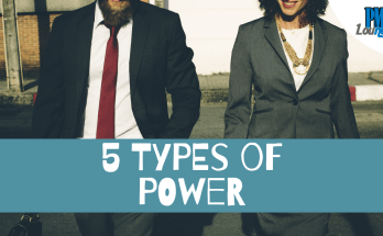the five types of power - Five Types of Power