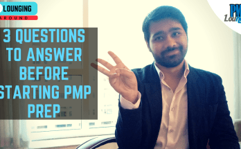 Watch this video before starting your PMP preparation - 3 Questions to ask yourself before starting the PMP Prep