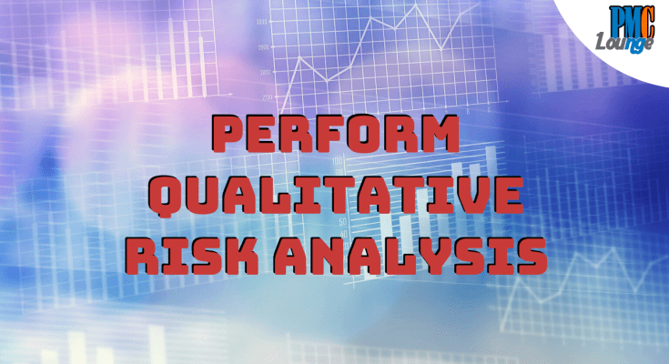 perform qualitative risk analysis process - Perform Qualitative Risk Analysis Process