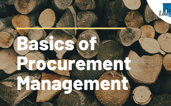 basics of procurement management - Procurement Management - The Basics