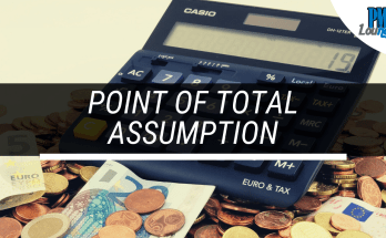 point of total assumption - Point of Total Assumption