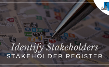 identify stakeholders stakeholder register - Identify Stakeholders Process and Stakeholder Register