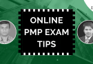 online pmp exam tips - PMP Experience - Sandeep M