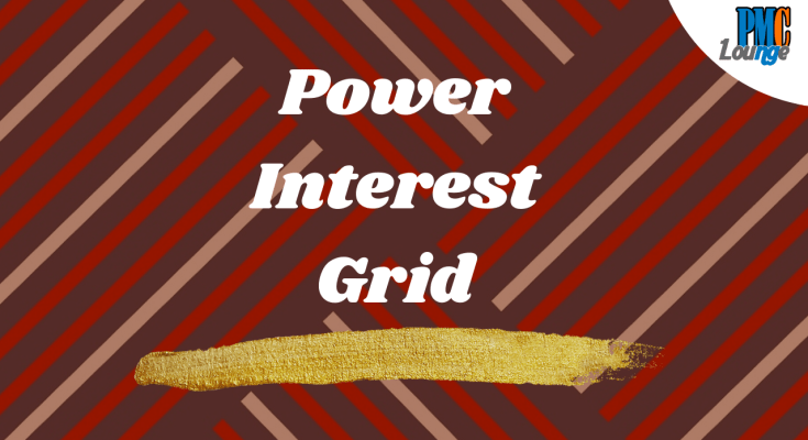power interest grid 1 - Power/Interest Grid