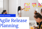 agile release planning pmp schedule management - Agile Release Planning