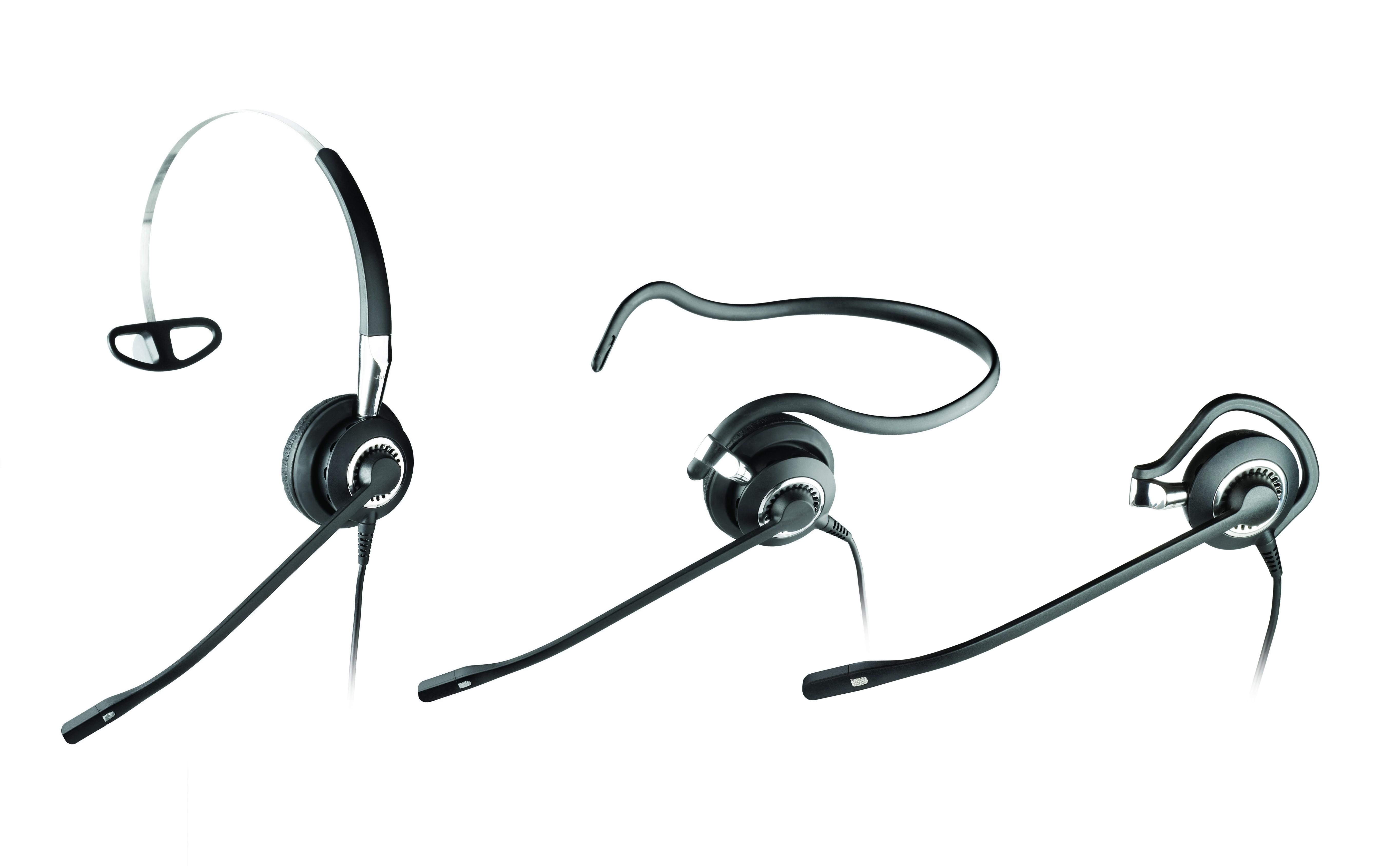Jabra Biz Ii Qd Mono 3 In 1 Headset