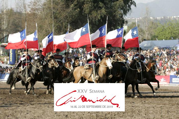 Desarrollo Web Semana de la Chilenidad