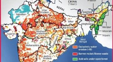 Soil Degradation -Soil Erosion – Desertification