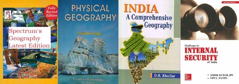 books for upsc ias
