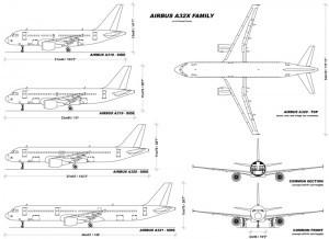 airbus dimensions