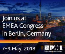 PMI EMEA Conference 2018 Berlin