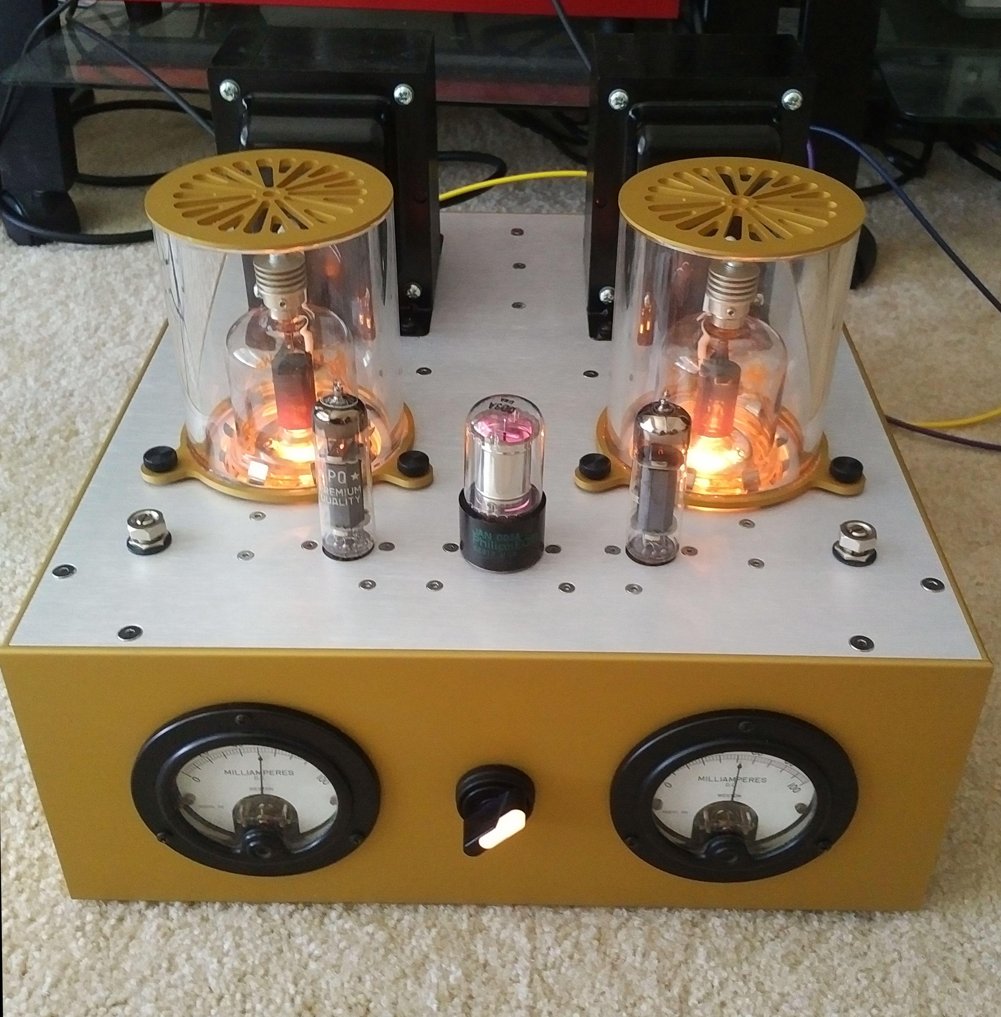 Pl177 Amplifer