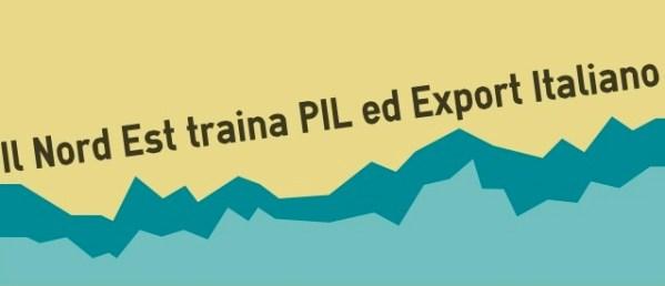 Il Nordest traina PIL ed export -Infografica-