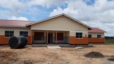 Maternity Block at Ajikoro HC II Maracha District