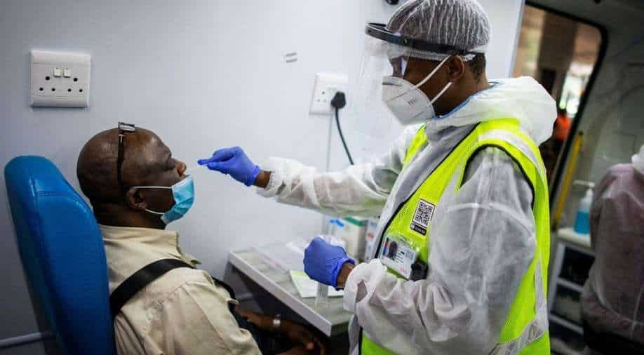 Africa's COVID-19 cases surpass 7.22 mln: Africa CDC
