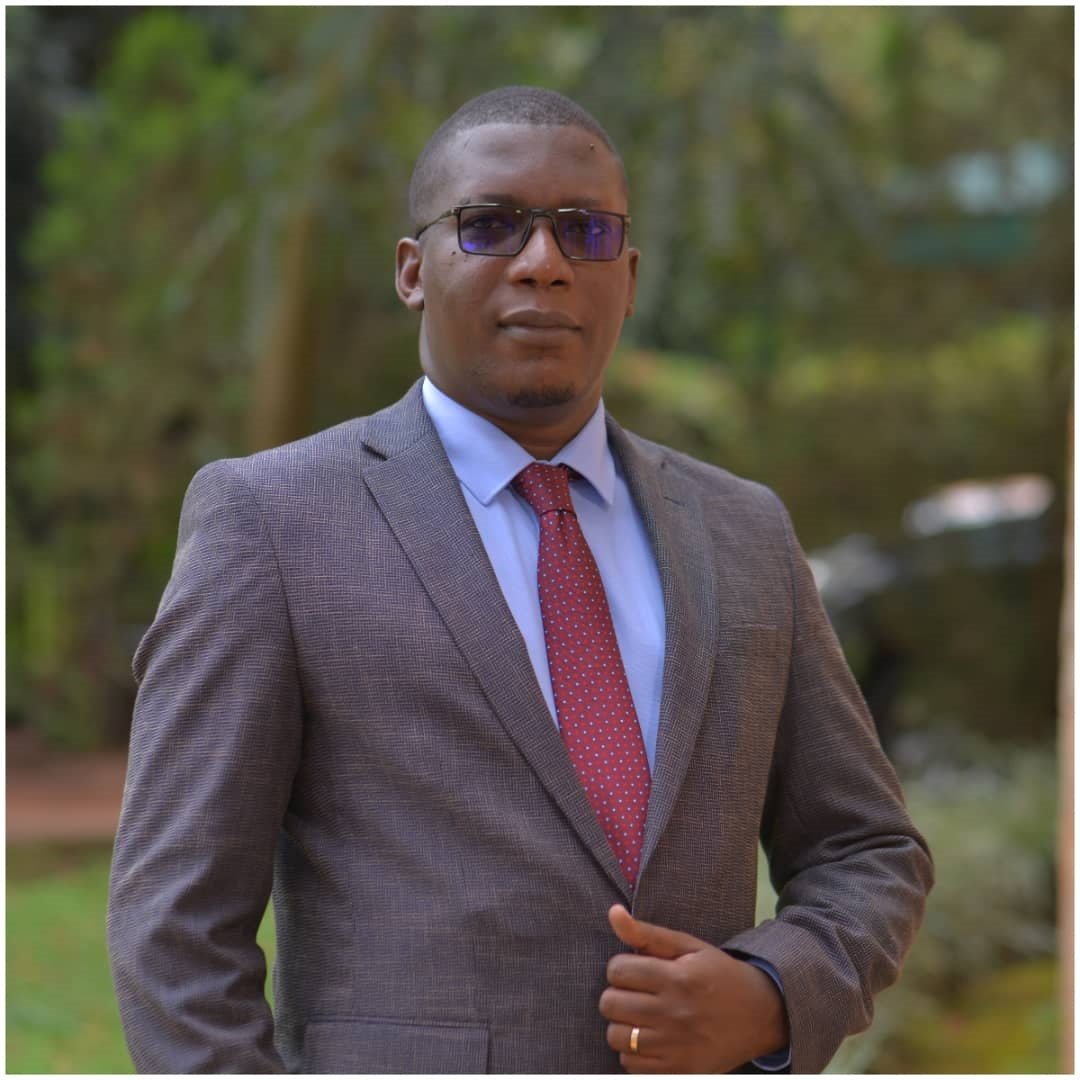Mr. David Mushabe is the lead developer for the EMIS system (PHOTO/File)