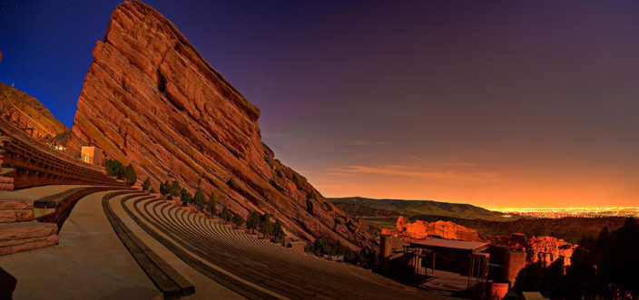 Red Rocks Ampitheater