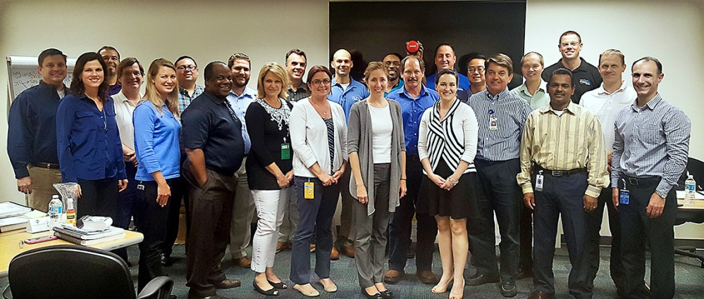 2015-12 PMP Corporate Onsite Training - Juno Beach, FL