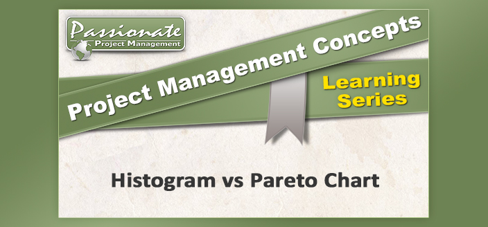 Histogram Vs Pareto Chart Pmp Exam Concepts