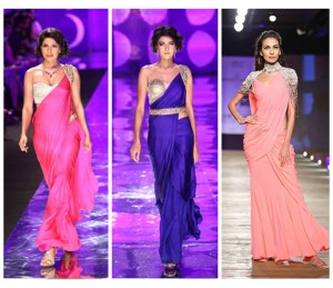Top 5 Trends in Saree Fashion