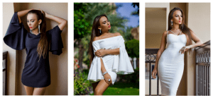 Elegant and Glamorous Dress Designs by Pink Salt Fashion Boutique