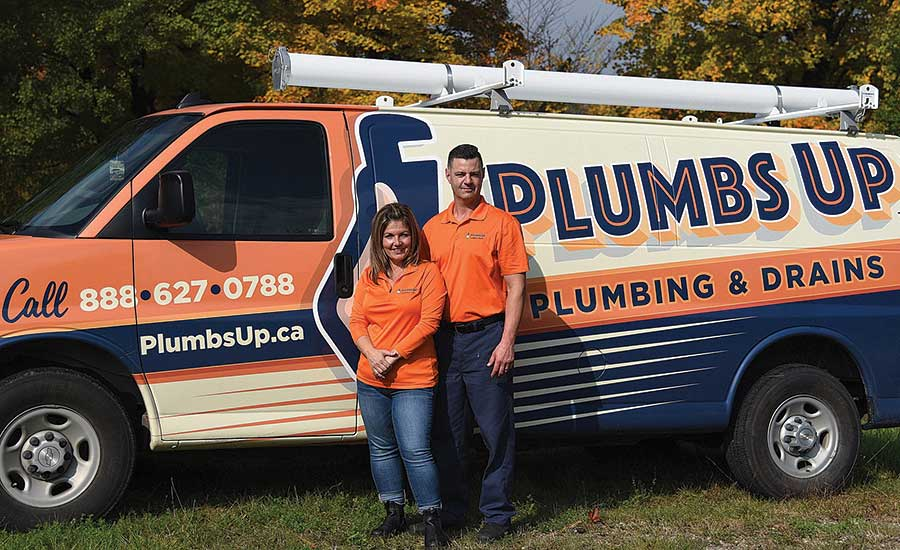 Truck of the Month: Plumbs Up, Orangeville, ON
