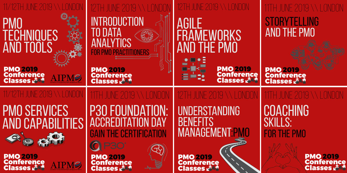 PMO Conference Classes