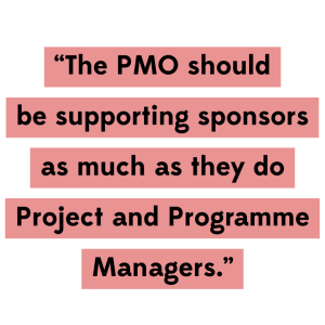 Supporting Project Sponsors