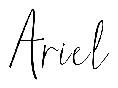 arielsignature