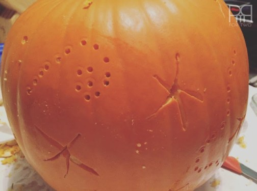 drilled pumpkin 4