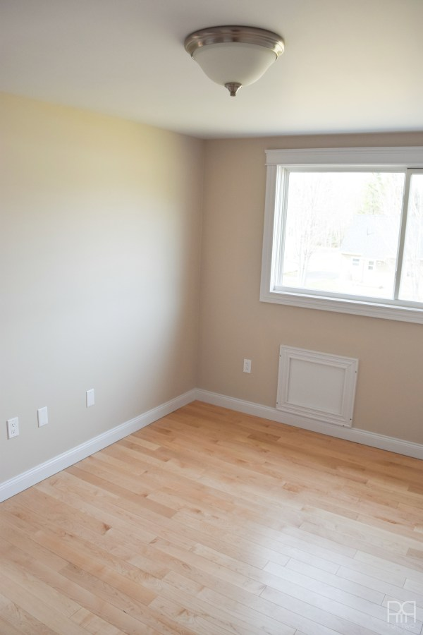 Our new PMQ view of master bedroom