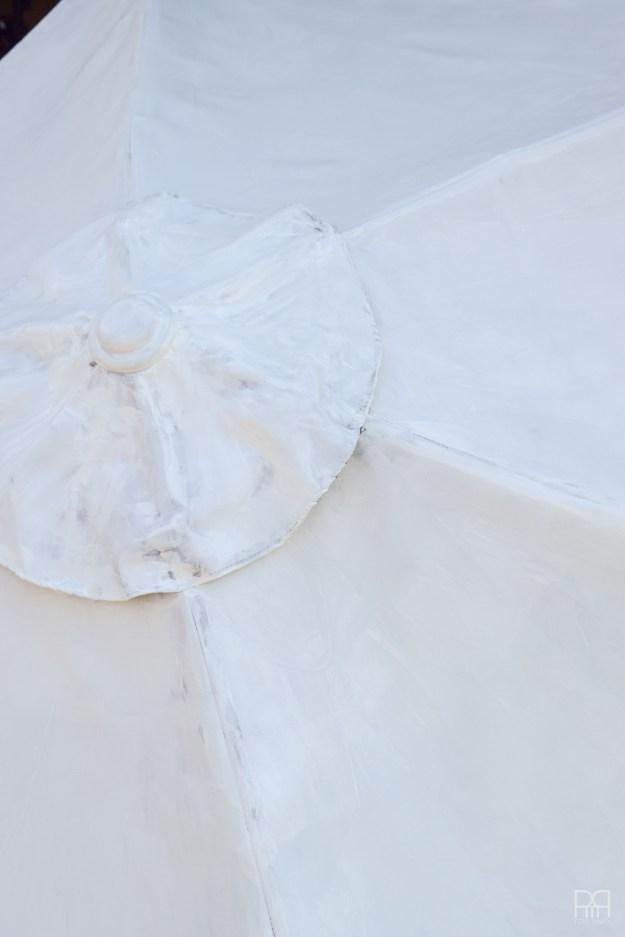 Painting Patio Umbrella 3