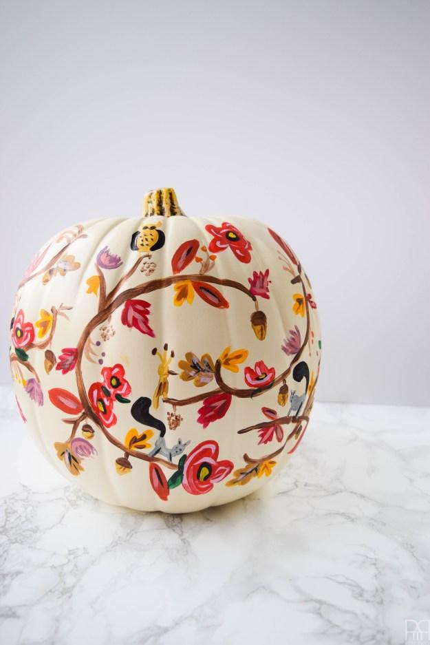 diy-painted-fall-pumpkins-11