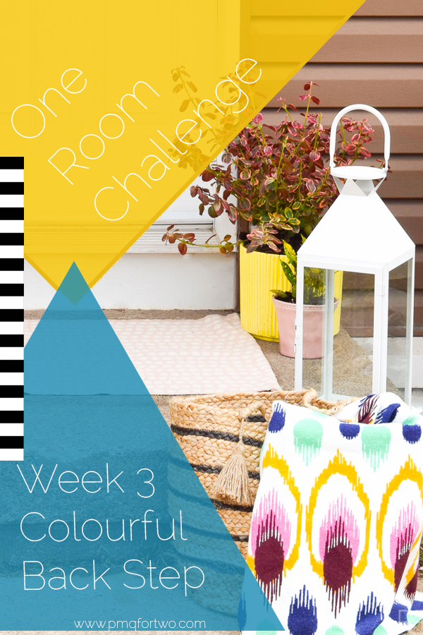 Spring ORC – Week 3 – Eclectic Back Porch