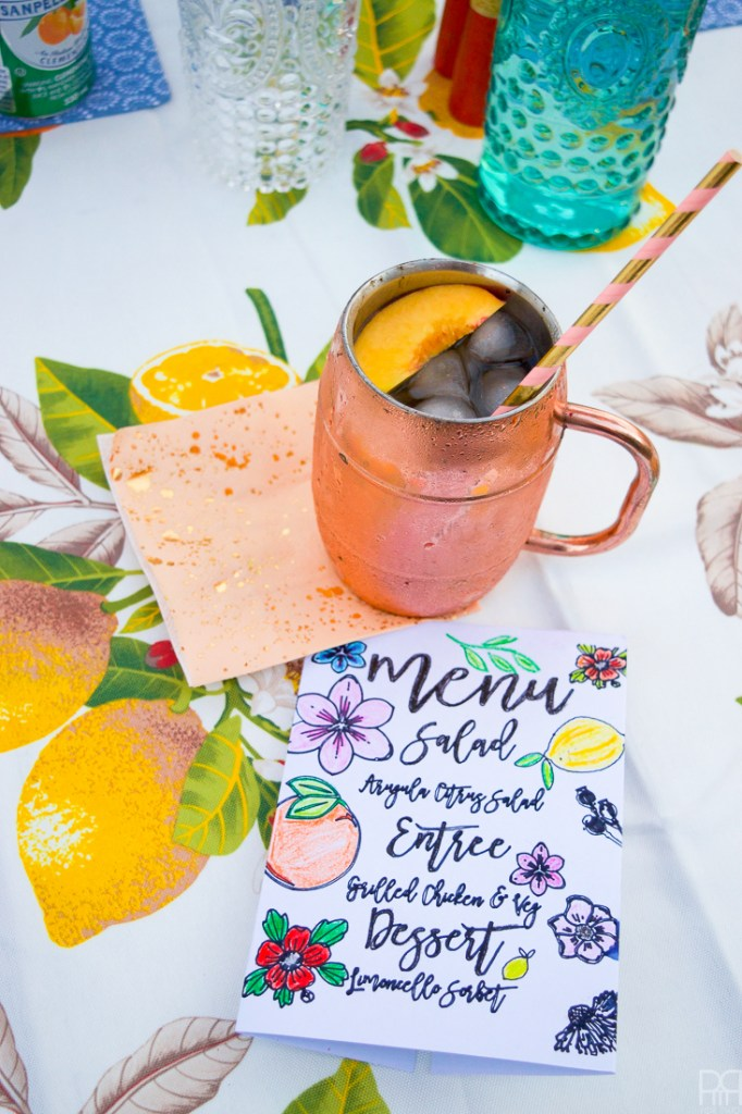 This summery spin on a winter classic - the moscow mule - is sure to impress. The Peach & Honey Ginger Moscow Mule is perfect for your next weekend shindig, especially while peaches are in season. Get yourself one STAT!