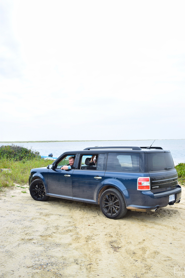 Ford Flex Summer Road Trip Martha's Vineyard