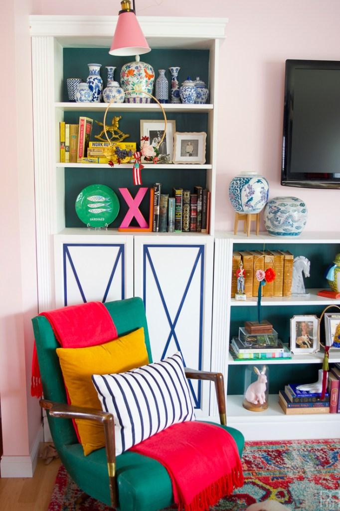 Bold, Bright & Colourful Fall Home Tour