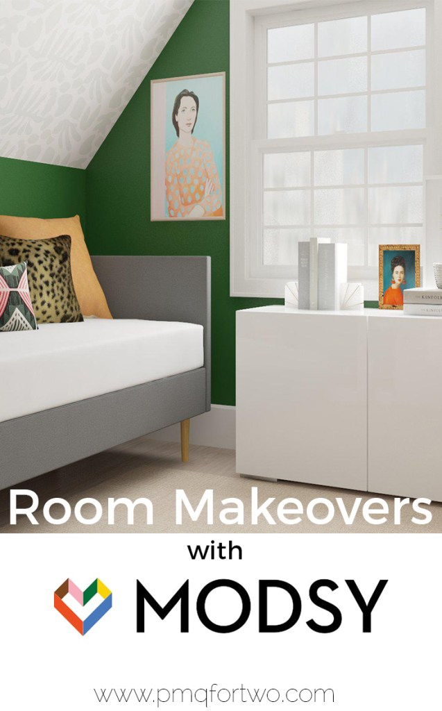 Guest Room Makeover Planning With Modsy