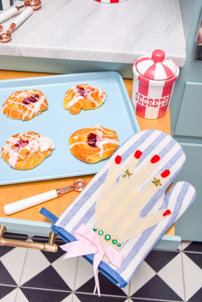 DIY Oven Mitts