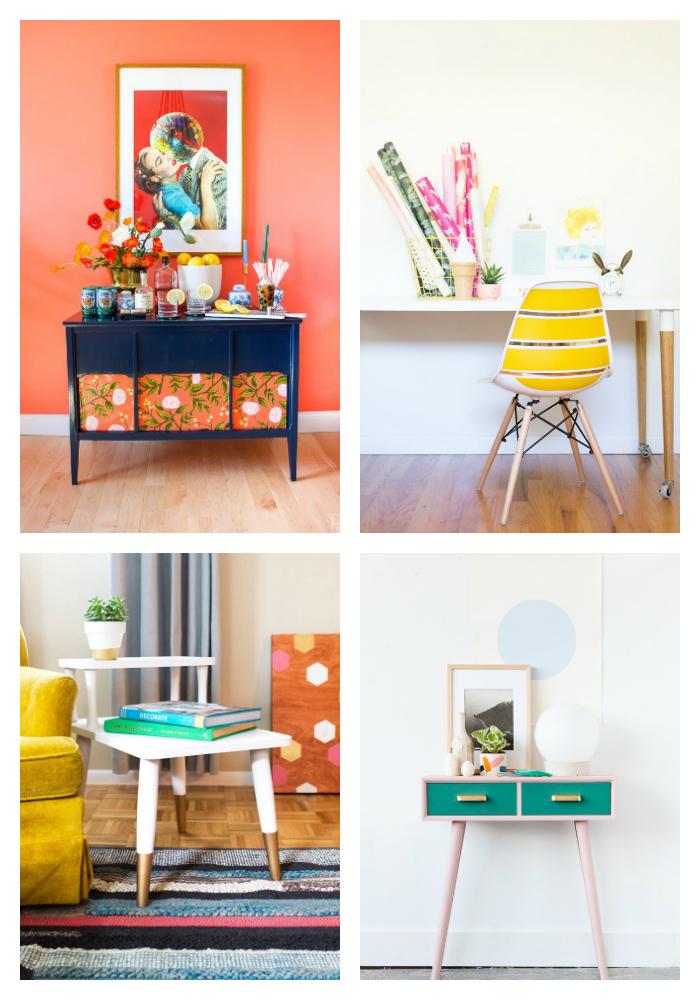 Retro Furniture Ideas PMQ For Two
