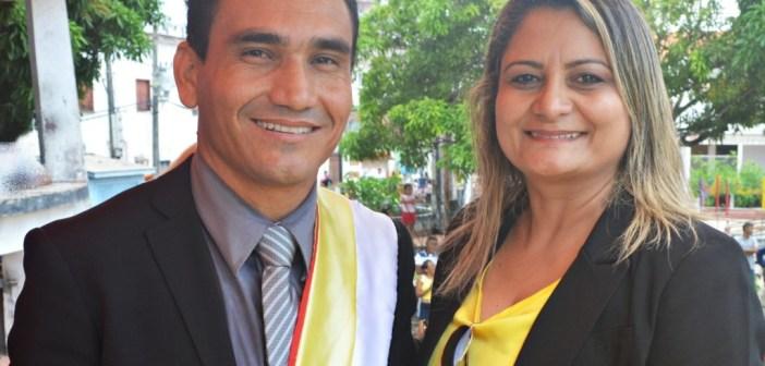 Posse do Prefeito Hilton Lima e vice-prefeita Dilma Azulay