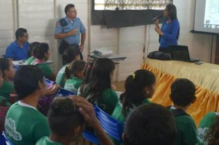 PROERD – Programa Educacional de Resistência às Drogas em nosso município