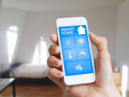 Domotica controllo da smartfone