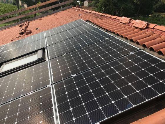 Fotovoltaico mono 6KW