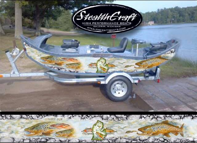 Winner of Stealthcraft boat raffle announced